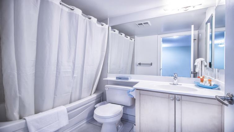 Bathroom at Circa Serviced Apartments