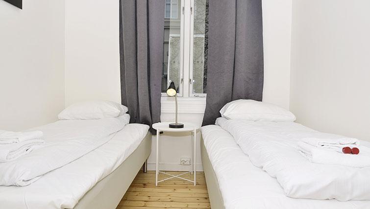 Bedroom at Frimannsgate 26 Apartments