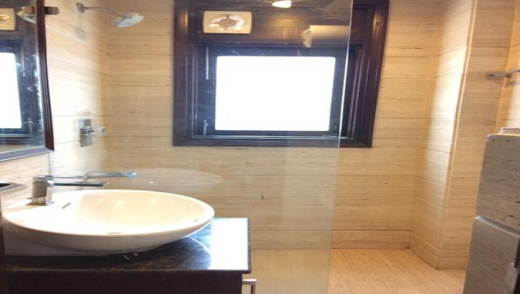 Bathroom at  Saket Serviced Apartments