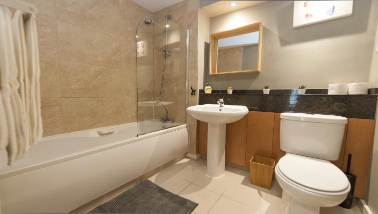 Bathroom at Gasworks Serviced Apartment