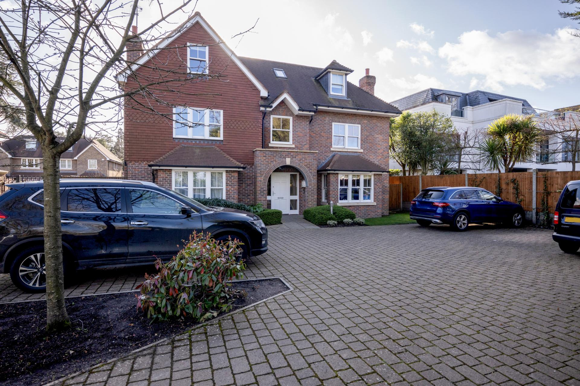 Exterior of Little Orchard Place Apartments, Centre, Esher