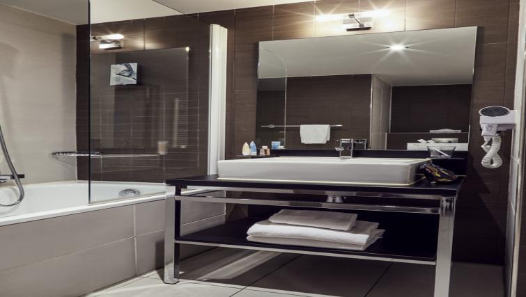 Bathroom at the Hipark by Adagio Marseille