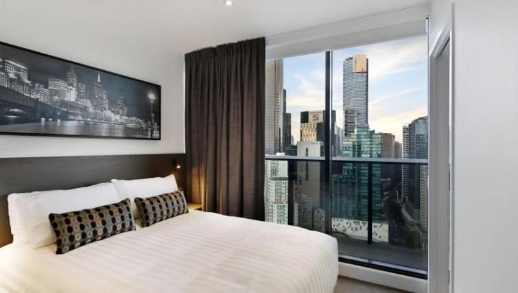 Bedroom at Experience Bella Hotel Apartments