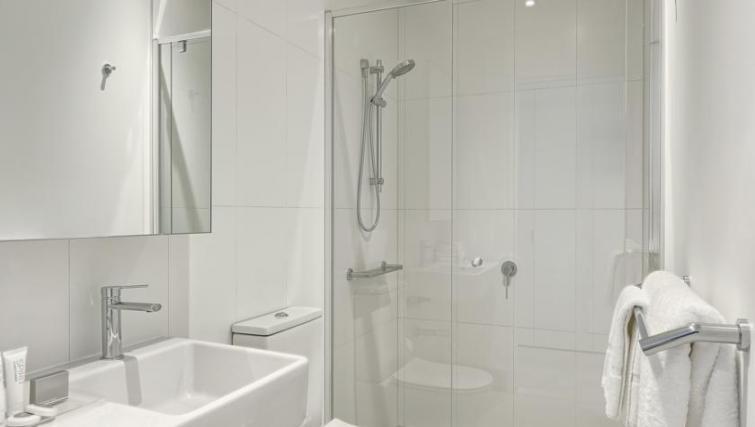 Bathroom at Experience Bella Hotel Apartments