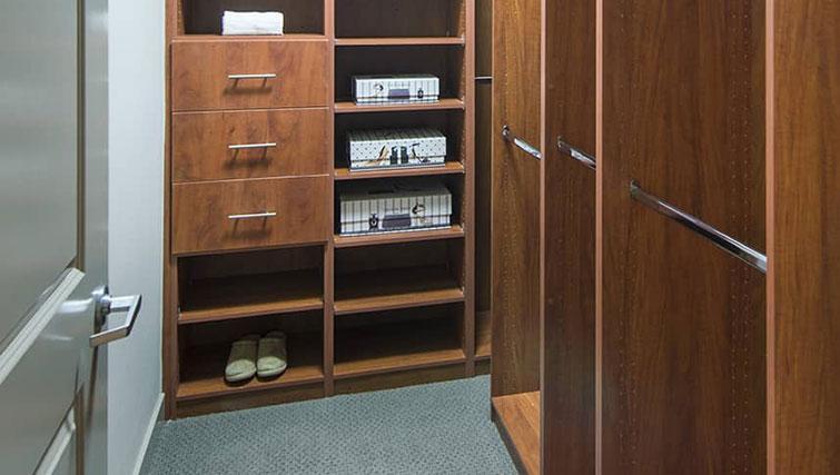 Storage at Edgewater NCH Apartment