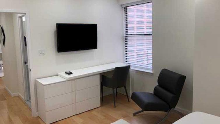 Desk at Executive Plaza Apartments