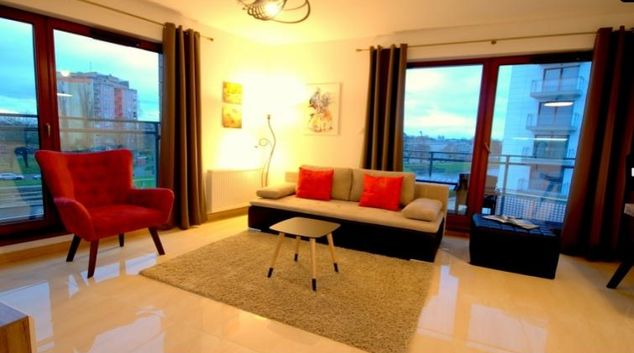 Lounge at the Kruger Park Serviced Apartment