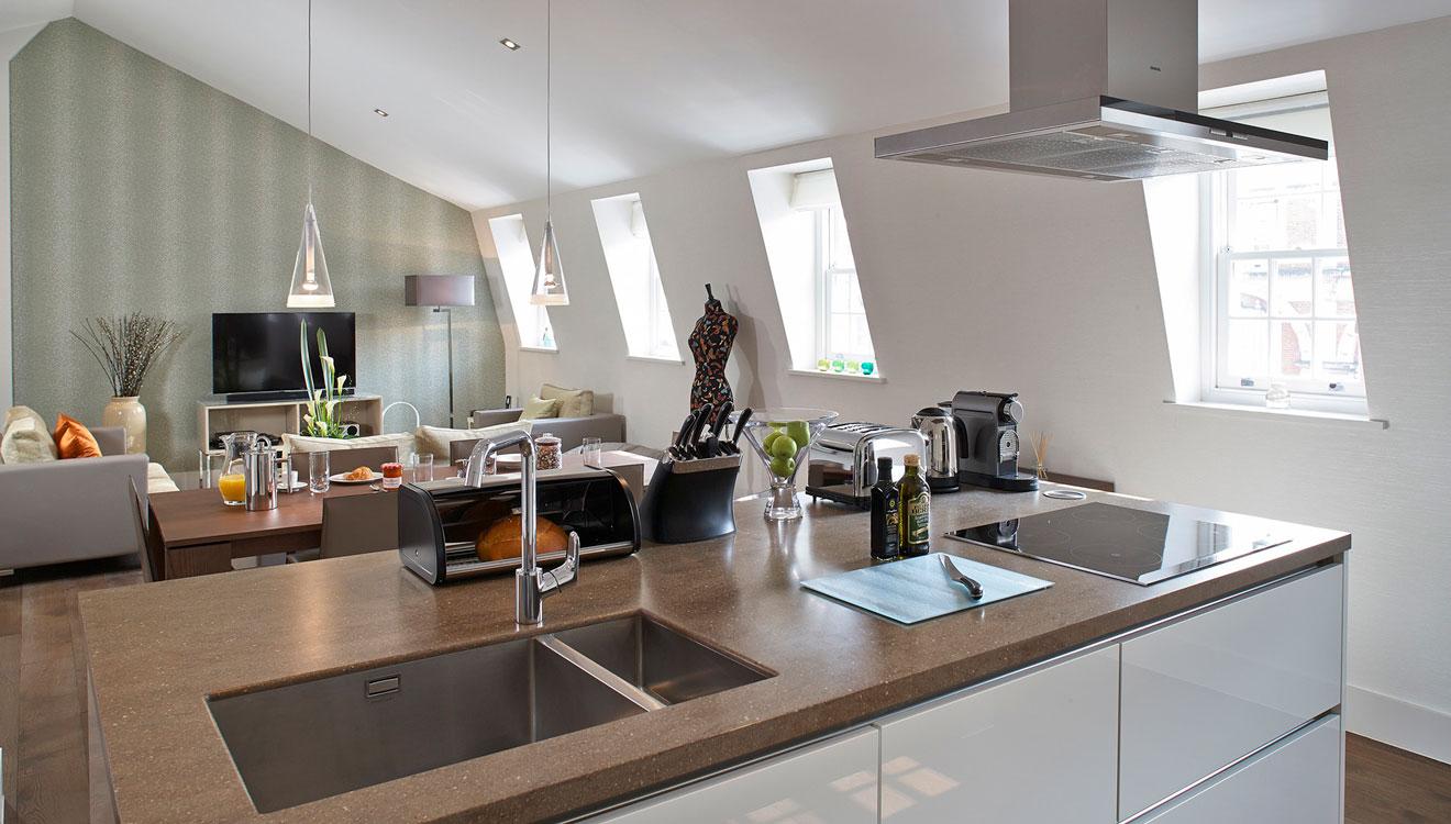 Hob at 126 Cheval Brompton Road Apartments