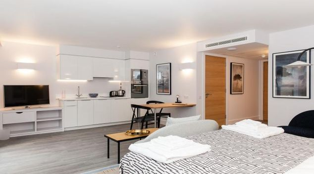 Studio at Rockwell East Apartments
