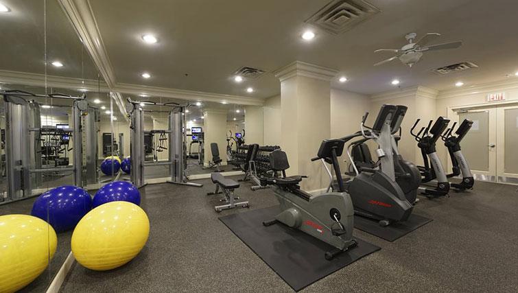 Gym at Avalon Ballston Place