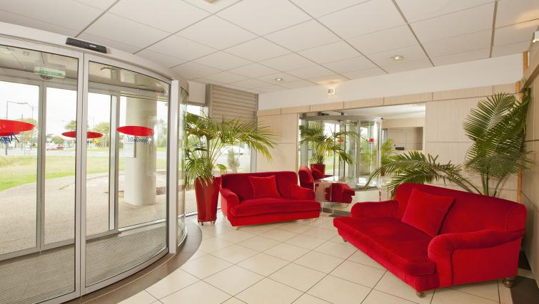Lobby at Residhome Occitania