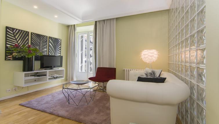 TV at Ayala Apartments
