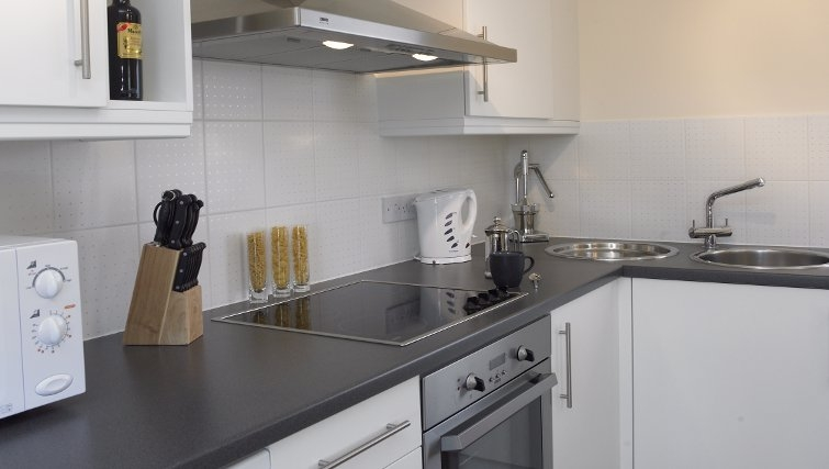 Modern kitchen at Banbury