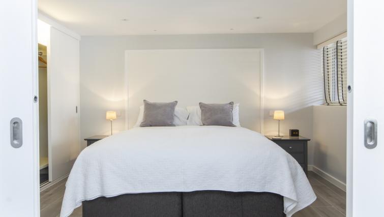 Bedroom at Eagle Yard Apartments