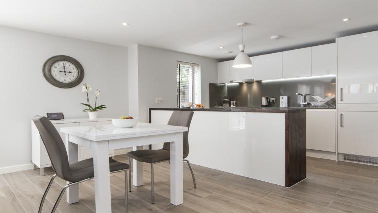 Kitchen atEagle Yard Apartments
