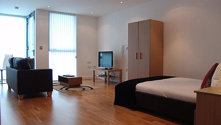 Studio at Quay Serviced Apartments