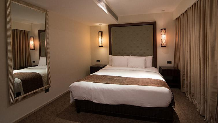Bed at Z Luxury Residences