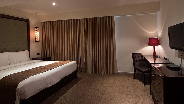 Bedroom at Z Luxury Residences