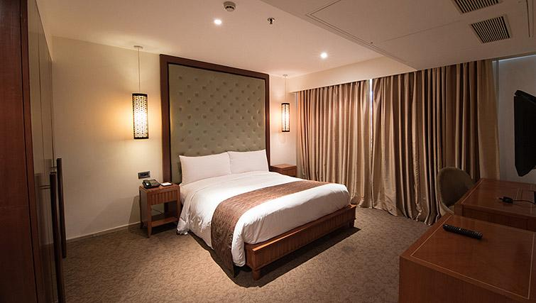 Cosy bedroom at Z Luxury Residences