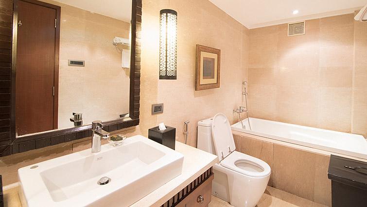 Bathroom at Z Luxury Residences
