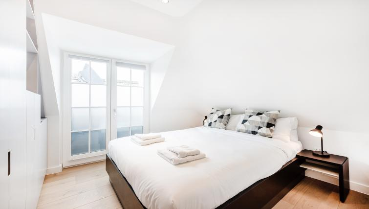 Bedroom at Floral Street Serviced Apartments