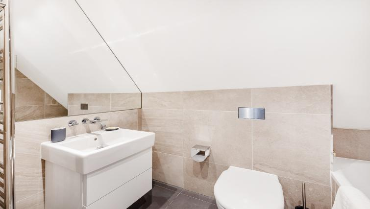 Bathroom at Floral Street Serviced Apartments