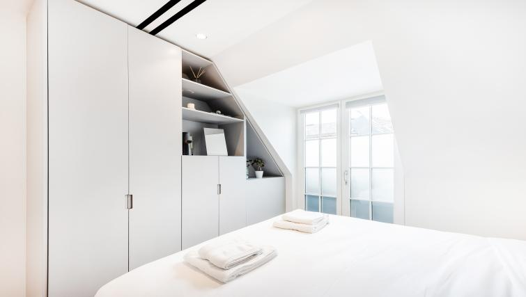Storage at Floral Street Serviced Apartments