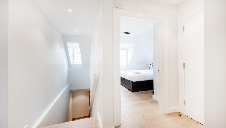 Hallway at Floral Street Serviced Apartments