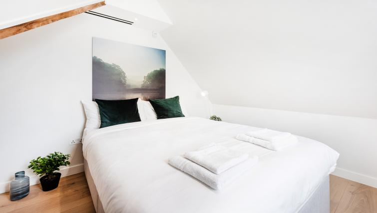 Double room at Floral Street Serviced Apartments