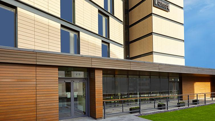Memorable exterior at Staybridge Suites Newcastle