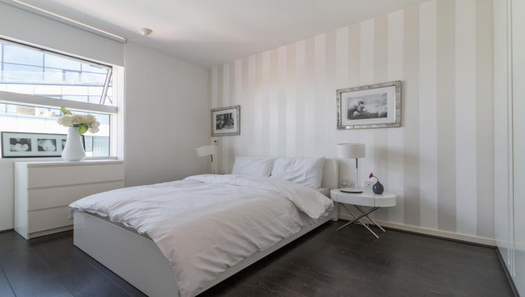 Bedroom at Canalside Living Apartments
