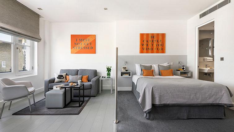 Premier studio at Templeton Place Aparthotel