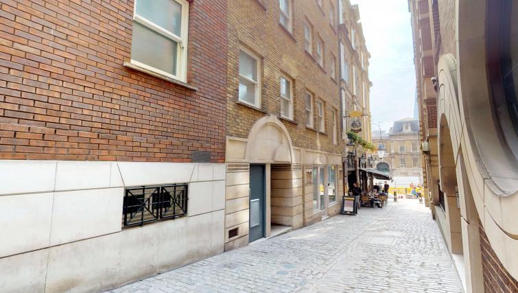 Street at Lovat Lane Apartment