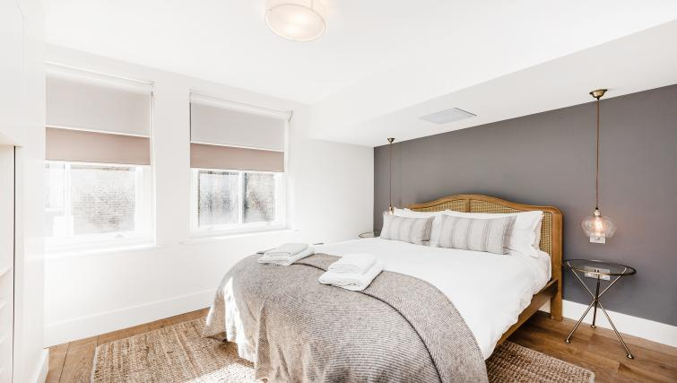 Bedroom at BE: Drury Lane Apartments