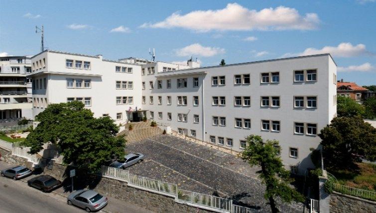 Stunning exterior at Mamaison Residence Sulekova