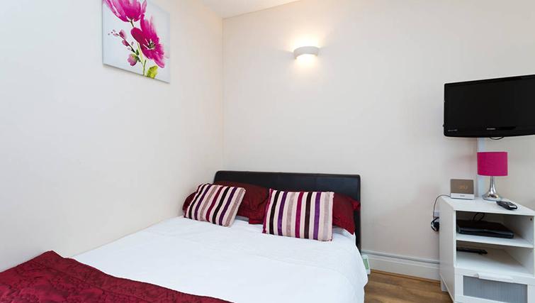 Bedroom at Heathrow Apartments