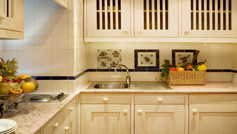 Stunning kitchen in Real Residencia