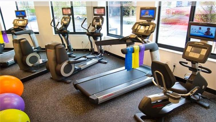 Functional gym in Avenue Suites Georgetown