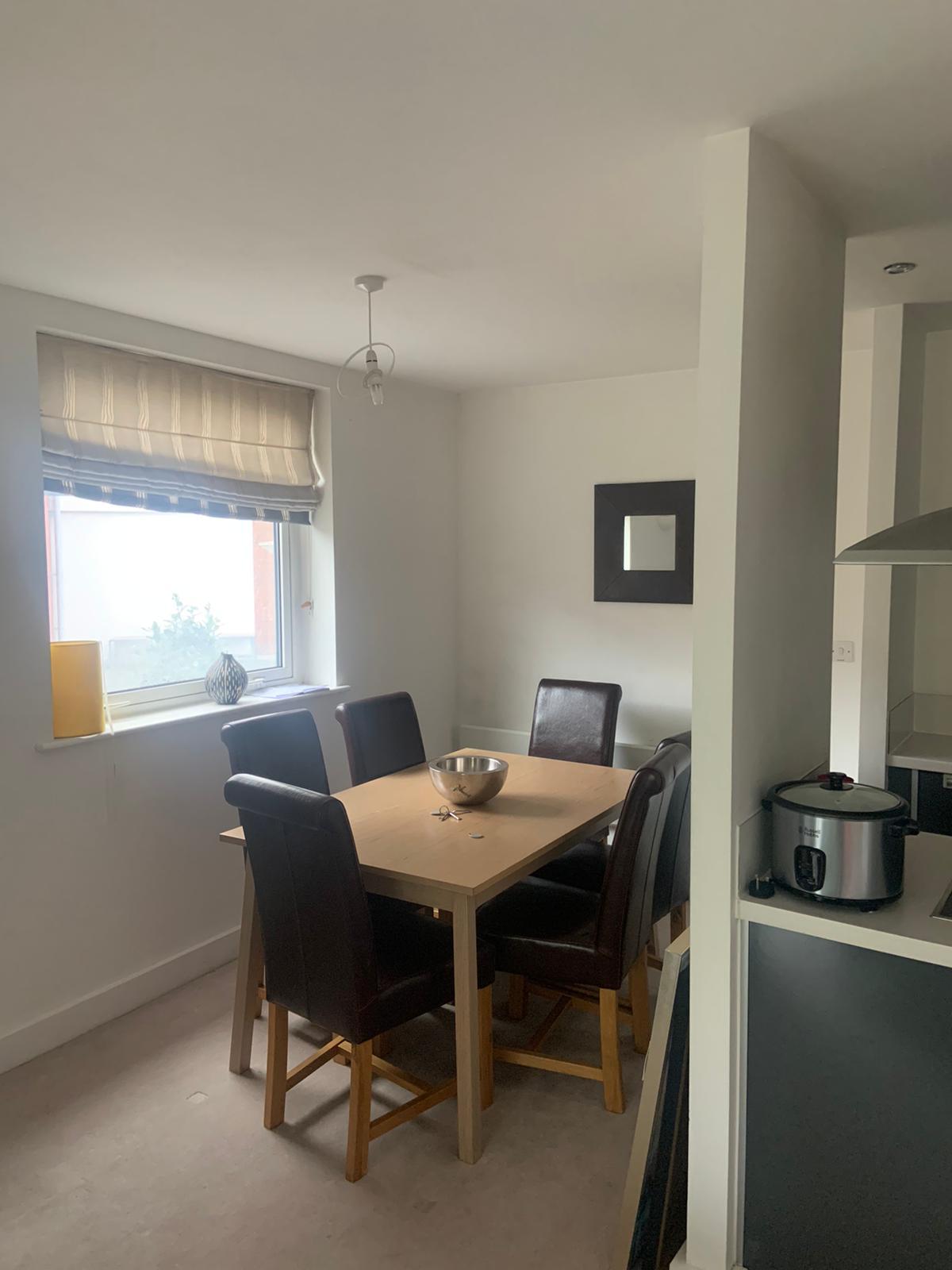Dining area at Ocean Village Serviced Apartments, Ocean Village, Southampton