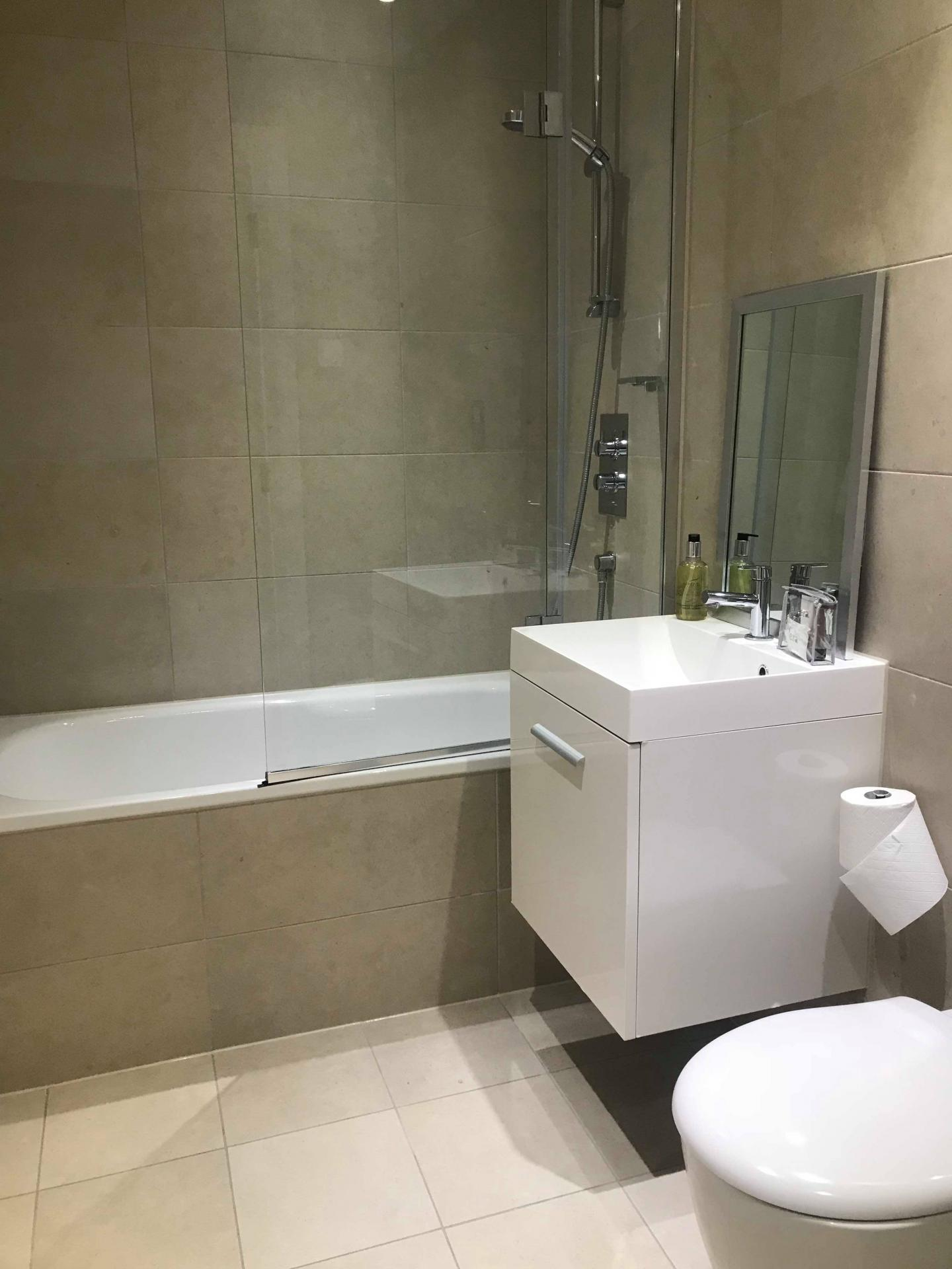 Sink at Ocean Village Serviced Apartments, Ocean Village, Southampton