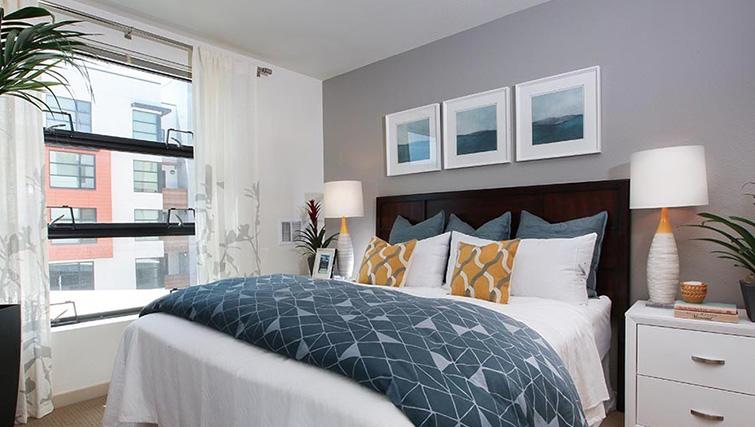 Interiors at Venue Apartments