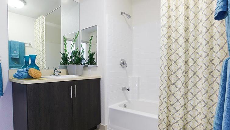 Bath at Venue Apartments