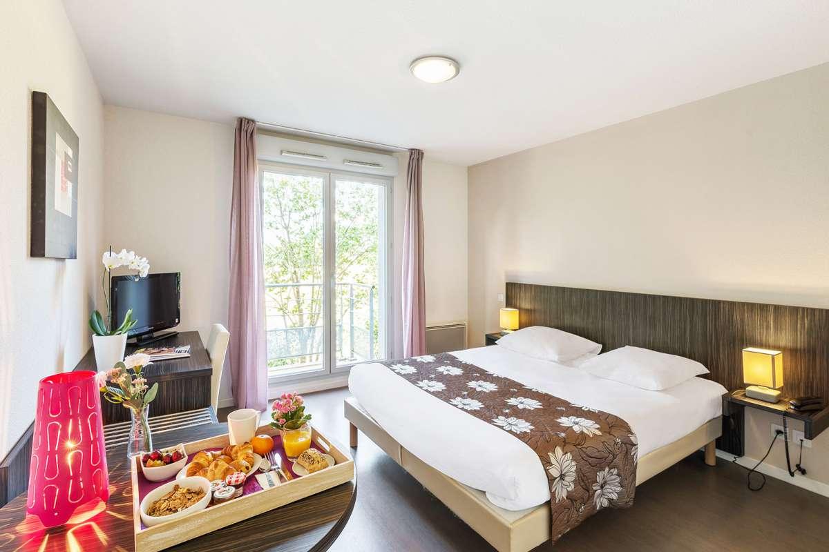Bedroom at Juncasse Argoulets