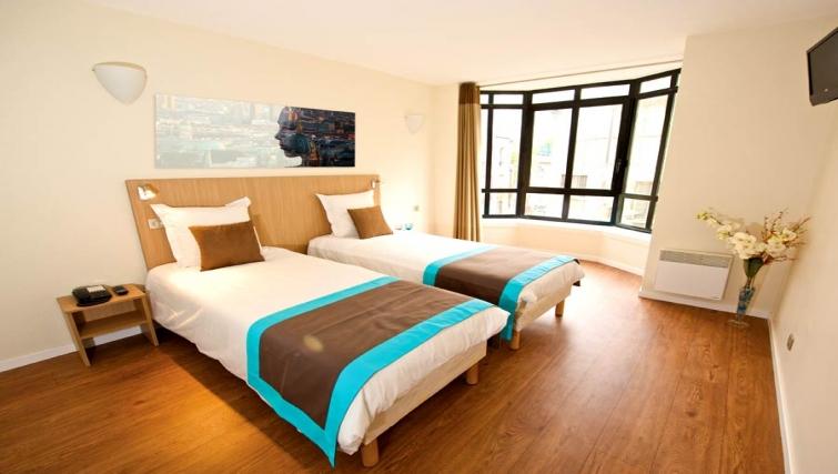 Smart bedroom in Staycity  Paris Gare de L'Est