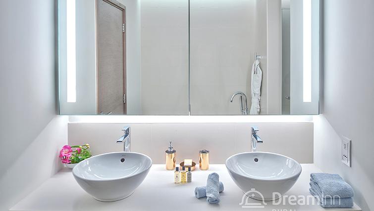 Sink at City Walk Serviced Apartments