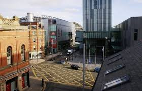 View of Manchester at Deansgate Apartments, Deansgate, Manchester