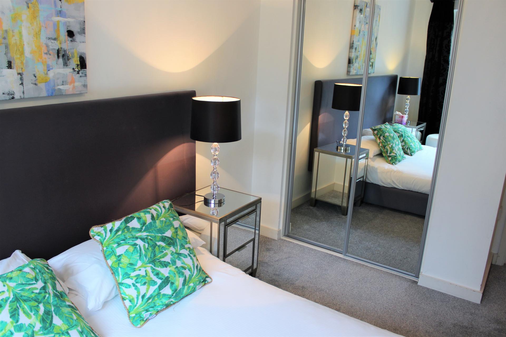 Cushions at Gunwharf Quays Apartments, Gunwharf Quays, Portsmouth