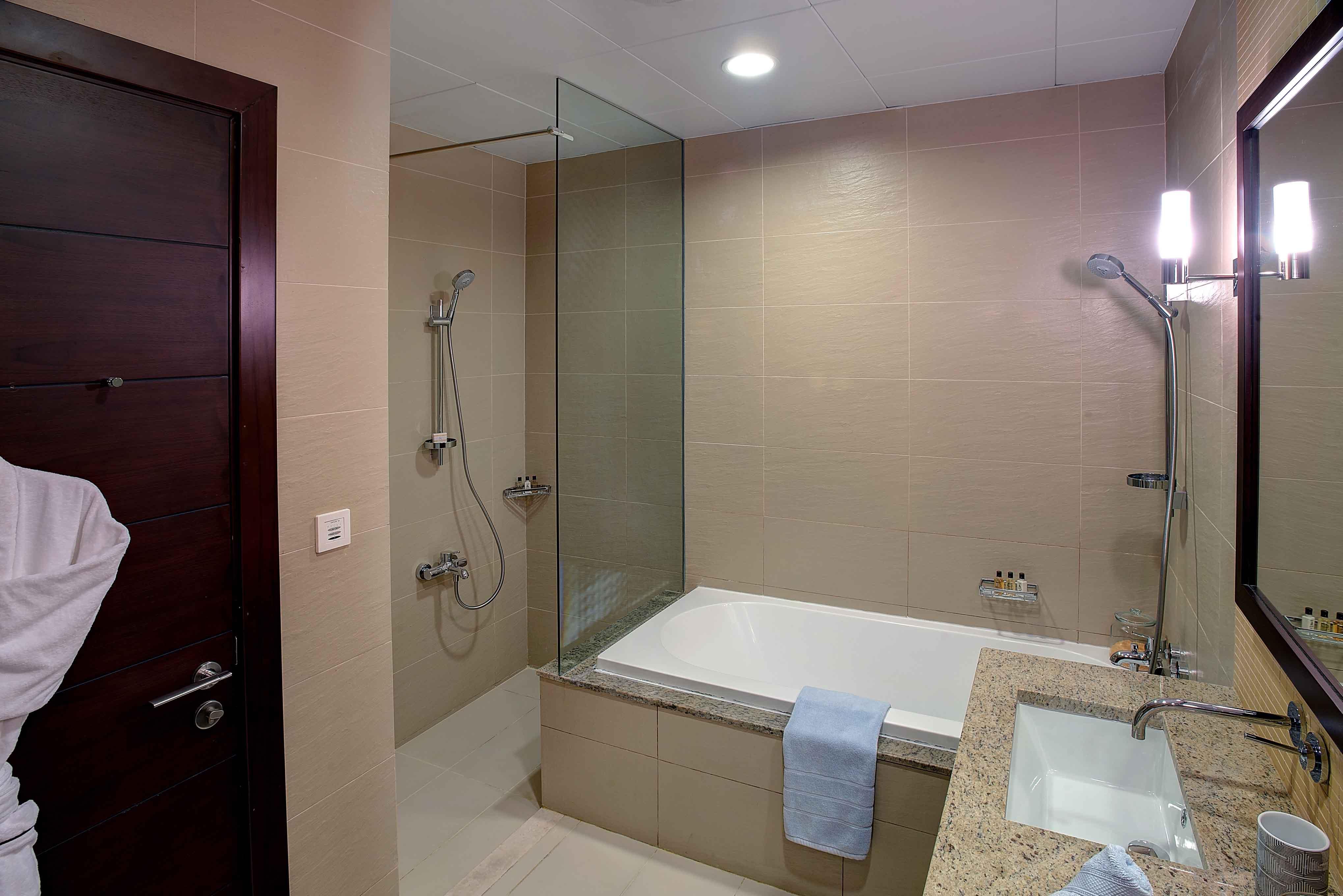 Bath at Tiara Tower Apartments
