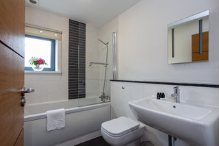 Bathroom at Bloom Apartments, Centre, Manchester