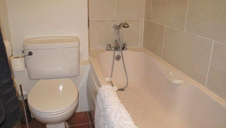 Bathroom at Pembroke Square Apartment